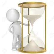 Time is running out ...