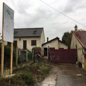 Habitat Participatif : avant la démolition